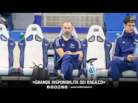 CEV Challenge Cup, intervista post Milano - Kamnik di Marco Camperi