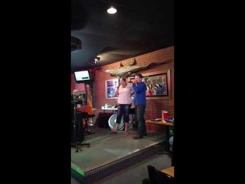 Family tradition karaoke at gators