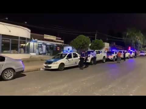 Inspeccionaron el Mercado El Charrúa por abuso de precio de parte de los puesteros video 02