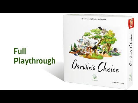Darwin's Choice - Full Playthrough
