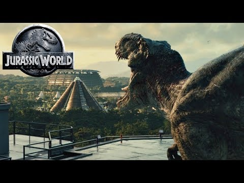 Download Youtube: How Did Rexy Survive After The Events of Jurassic Park - Jurassic World Fallen Kingdom Dinosaurs