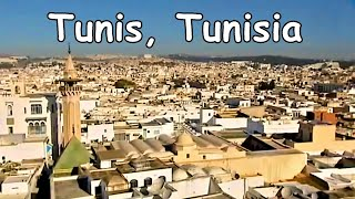 Tunis tourist attractions and places to visit