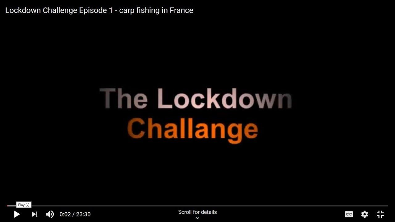 The Lockdown Challenge Episode 1
