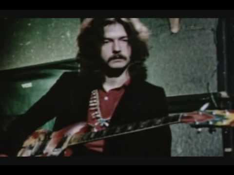 Cream Farewell Concert 1968 - Eric Clapton Interview