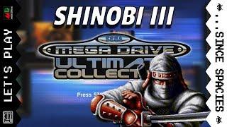 Sega Mega Drive Ultimate Collection - Shinobi 3
