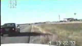 Deadly Police Stop Car Crash