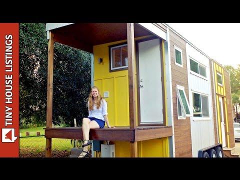Emily's Amazing 'Little Sunshine' Tiny House