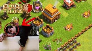 20 STUNDEN SCHLAFEN! | Clash of Clans #24