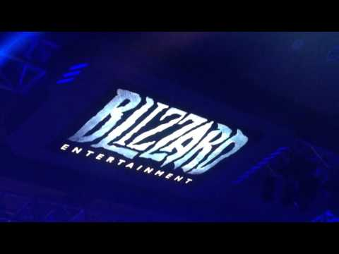 Hearthstone Asia Pacific Championship DJ show !