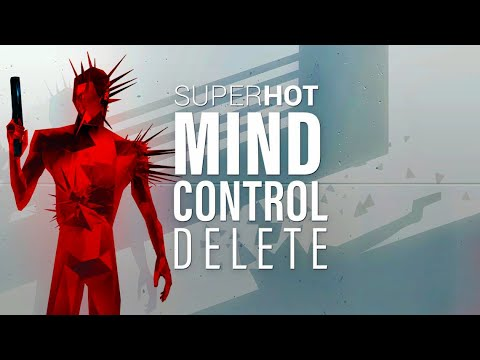 Superhot Mind Control Delete | full gameplay | Gameplay Quickly |