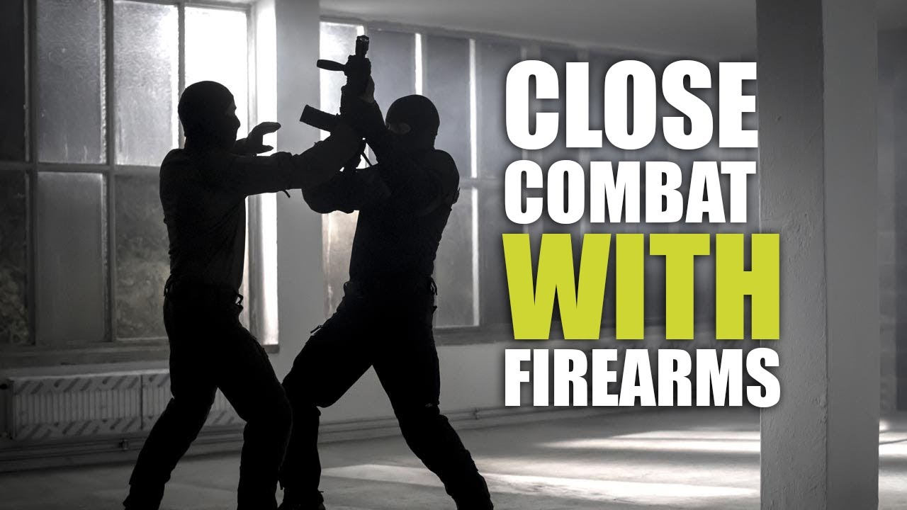 Pro's Guide to: Close Combat with Firearms