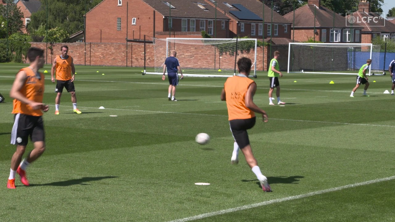 LCFC Training 25 June 2020