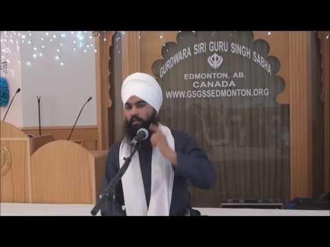 Bhai Harjit Singh Dhapali 1 August 2016 Edmonton