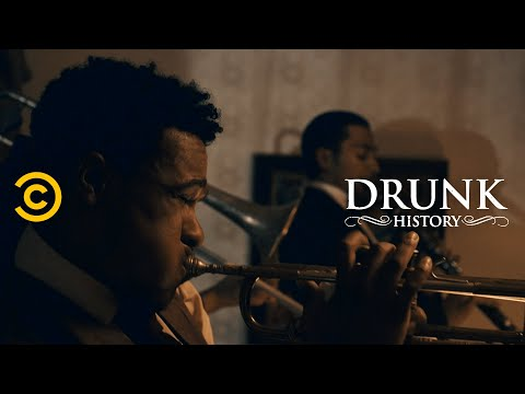 How Louis Armstrong Became Louis Armstrong (feat. Miles Brown) - Drunk History