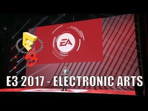 El E3 de 2017 - 1: Electronic Arts