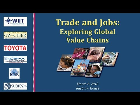 Trade & Jobs: Exploring Global Value Chains