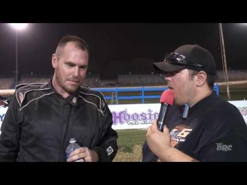 Florence Speedway  7.23.16  Hornets  Winner  Josh Hammond
