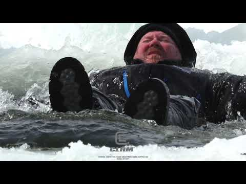 Rise Ice Fishing Float Suit With Motion Float Technology Commercial
