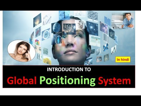 INTRODUCTION TO GPS GLOBAL POSITIONING SYSTEM IN HINDI