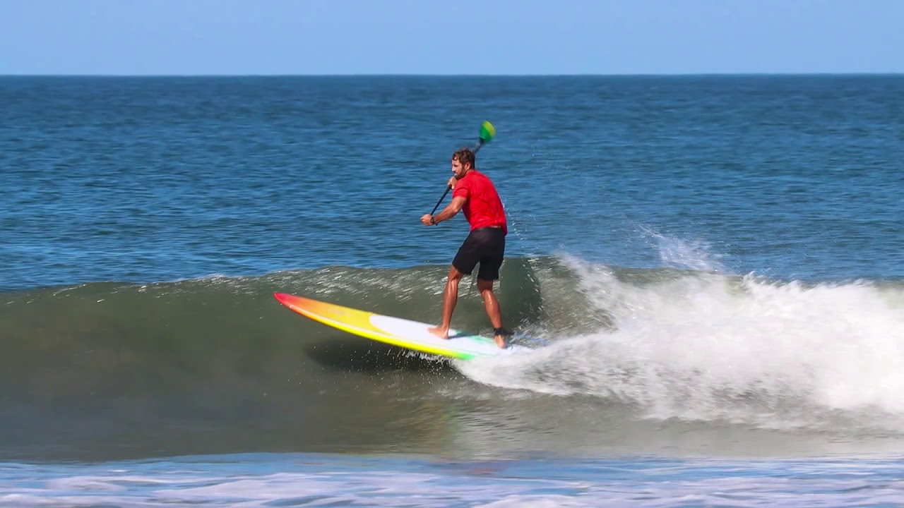 Nosara Stand Up Paddlesurf Session with Blue Zone SUP