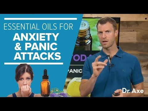 Best Essential Oils for Anxiety & Panic Attacks