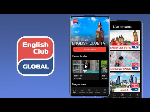 Learn English with English Club TV - Apps on Google Play