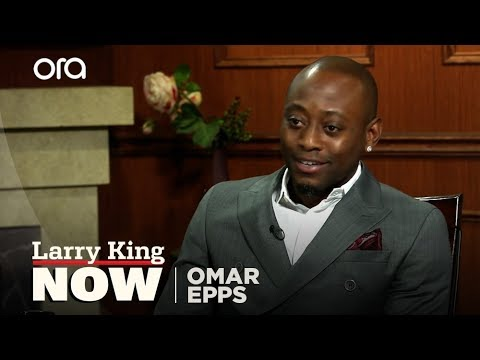 Omar Epps: I Saw Tupac A Half Hour Before He Was Shot  Omar Epps  Larry King Now