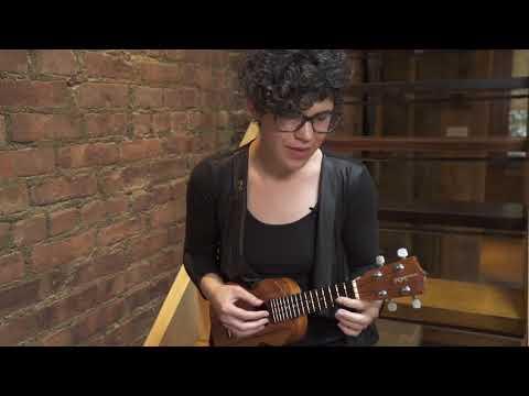 Rebecca Sugar performs
