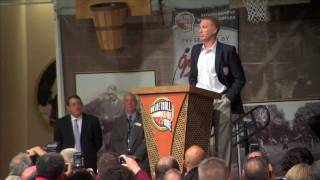 Chris Mullin Video Vault: Hall of Fame Induction Recap