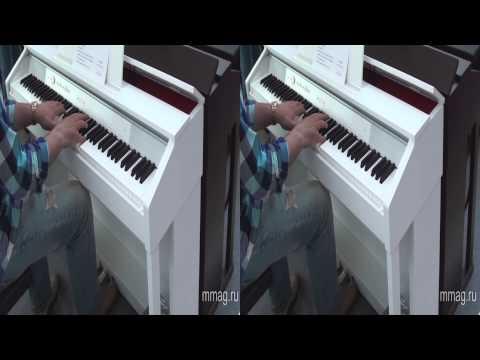 Mmag.ru: NM-Russia 2013 - 3d обзор линейки цифровых пианино Casio