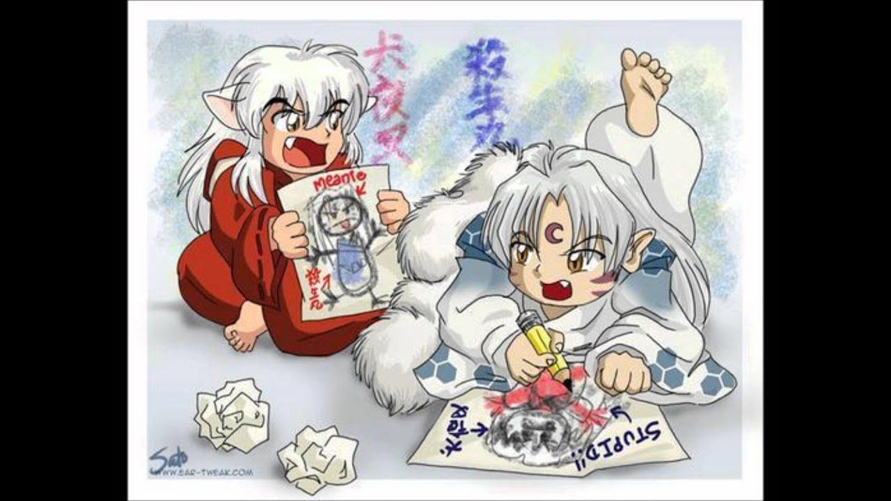 Inuyasha And Sesshomaru Fanart