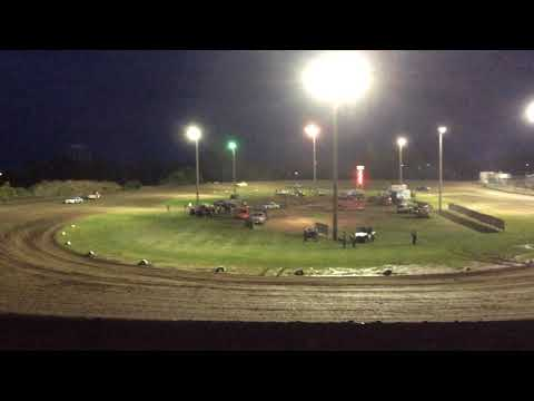 8/30 Marshalltown Speedway Cruiser Heat 2