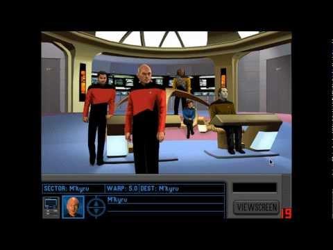 Star Trek A Final Unity (DOS HD)
