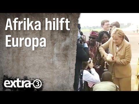 Afrika hilft Europa   extra 3   NDR