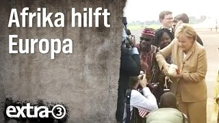 Afrika hilft Europa