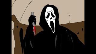 SCREAM/GHOSTFACE - Animated Short Film-