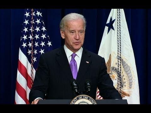 Vice President Biden Hosts Medal of Valor Ceremony