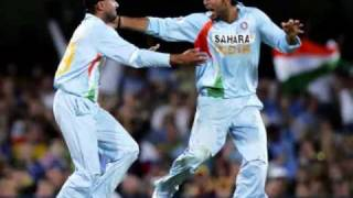 ICC Cricket World Cup 2011 Inspirational Song for Indian Team.wmv