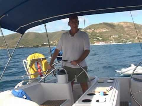 British Virgin Islands Bare Boat Charter Tour