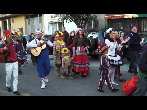 Carnival in Torre Del Mar, Spain