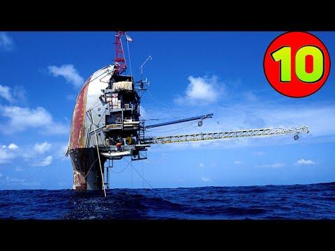 10 Niesamowitych Maszyn, O Których Nie Wiedziałeś