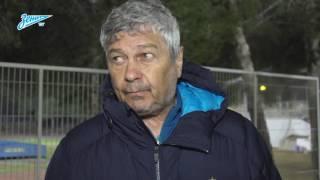 «Зенит-ТВ»: Мирча Луческу о сборах, трансферах и капитанской повязке