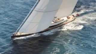 ♛ Парусная яхта супер шедевр!(Яхта за миллионы долларов, лодки, катамараны, приватный роскошный отдых, вечеринки, клубы и красивая полная..., 2015-04-11T22:30:27.000Z)