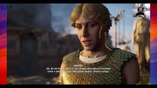 Gabe - Assassins Creed Odyssey 238 - O Guardião e o Criador de Chaves; O Guardião e Kyros (DdA)