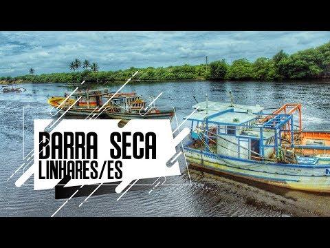 FILMAGENS AÉREAS | PRAIA BARRA SECA - LINHARES/ES