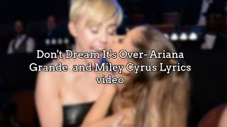 Miley Cyrus & Ariana Grande- Don