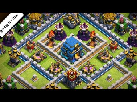 Coc Max Account Giving For Free||must Watch And Take Account For Free||♤♡TGI(techgamerindian)◇♧