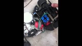 Moteur OS CZ 12 Nikko thermique GP 15