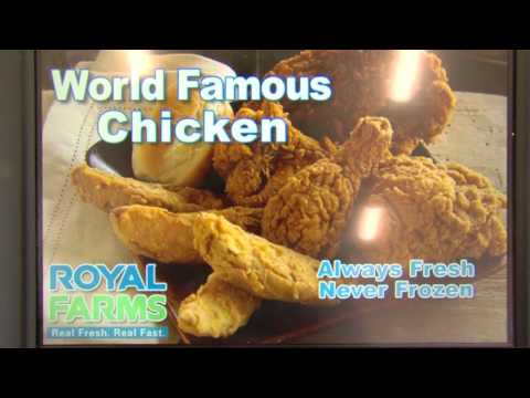 Paid Content by Royal Farms - World Famous Royal Farms Chicken and ROFO Rewards Program