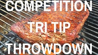 Tri Tip Throwdown Student v Teacher Grand Champion Pitmaster Harry Soo SlapYoDaddyBBQ.com